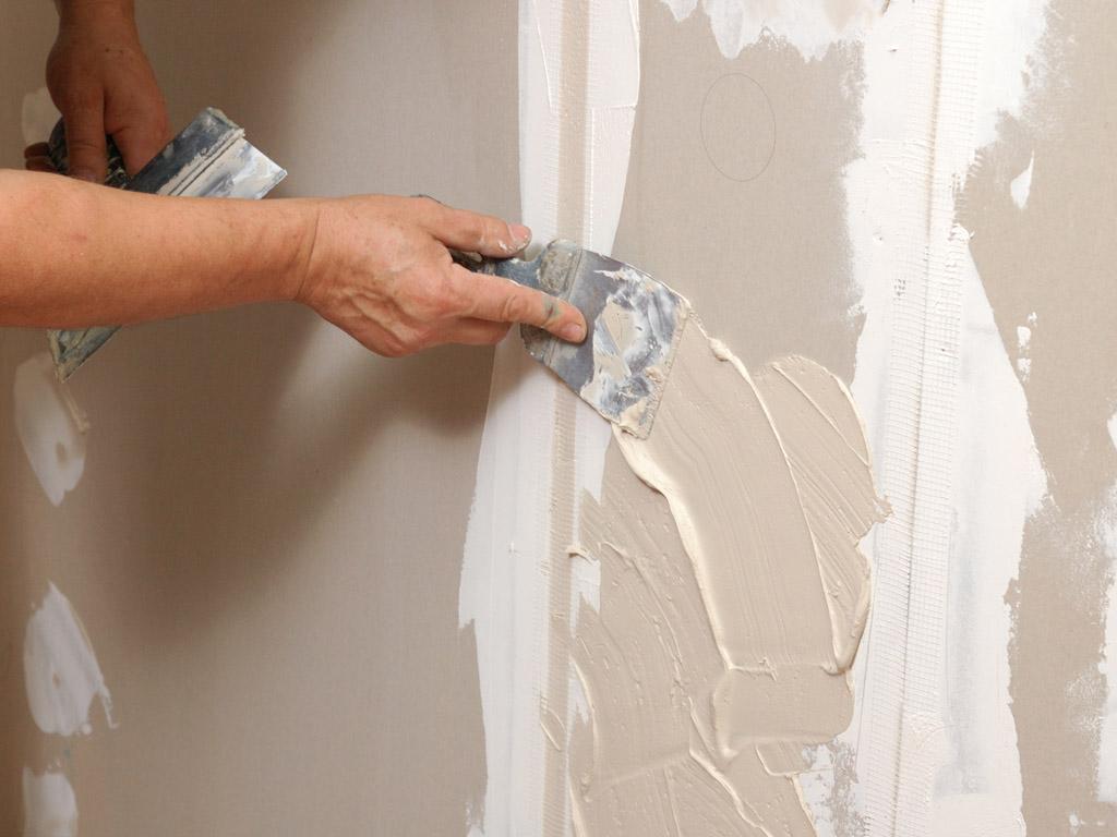 Выравнивание стен своими руками гипсокартоном